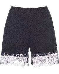 Francesco Scognamiglio - Lace Shorts - Lyst