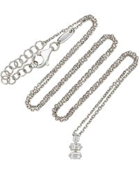 AS29 - Mini I Necklace - Lyst