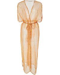 Mes Demoiselles Azalee Kimono - Orange