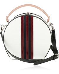 Bertoni 1949 - Thin Stripes Bertoncina Bag - Lyst