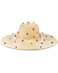 Nannacay Multi Mini Hat - Multicolor
