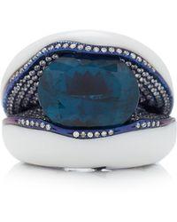 Arunashi - One-of-a-kind Tourmaline Ring - Lyst