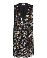 Dondup - Paillette Embellished Dress - Lyst