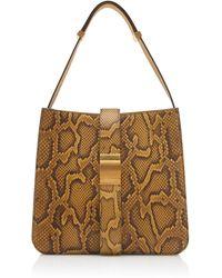 Bottega Veneta Marie Python Bag - Multicolour