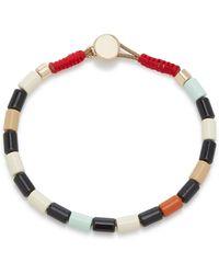 Roxanne Assoulin Terrazzo Enamel Bracelet - Multicolour