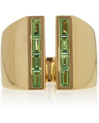 Robinson Pelham Green Sabre Ring
