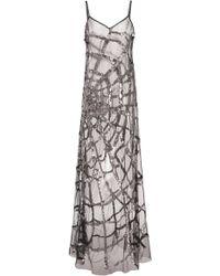Libertine - Matahari's Web Sequin Long Slip - Lyst
