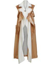Maticevski Bewitch Coat - Multicolor