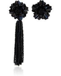 All Things Mochi - The Zinnia Earrings - Lyst