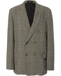 Bassike - Twill Tailored Jacket - Lyst
