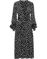 Dalood - Plunging V-neck Dress - Lyst