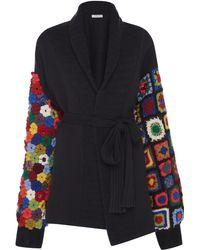 Tuinch - Hand Knit Cardigan - Lyst