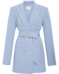 Alice McCALL That's All Coat - Blue