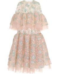 Huishan Zhang Elsa Dress - Multicolour