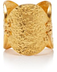 Ben-Amun 24k Gold-plated Cuff - Metallic