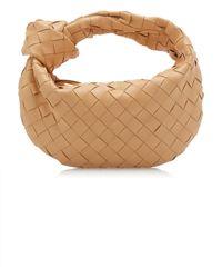 Bottega Veneta The Mini Jodie Leather Bag - Multicolour