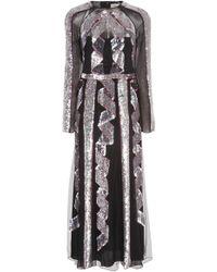 Temperley London - Insignia Cut-out Dress - Lyst