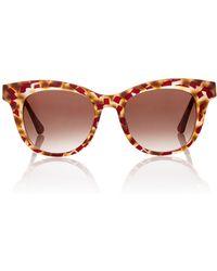 Jelly Square-Frame Acetate Sunglasses Thierry Lasry QEM0SFT