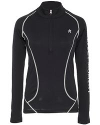 Perfect Moment - Printed Polartec Stretch-jersey Ski Top - Lyst