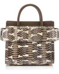 Givenchy - Mini Horizon Leather Bag - Lyst