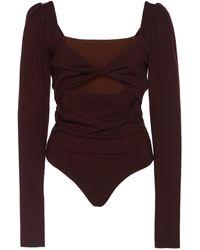 Johanna Ortiz Invasive Jersey Bodysuit - Multicolor