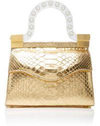 Thale Blanc - Tiffany Micro Top Handle - Lyst