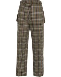 Monse - Pleated Trousers - Lyst
