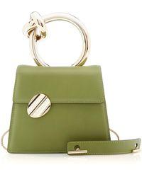 Benedetta Bruzziches - Brigitta Small Leather Bag - Lyst