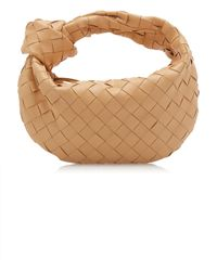 Bottega Veneta The Mini Jodie Leather Bag - Multicolor