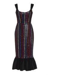 Markarian Gertrude Corset Dress - Multicolour