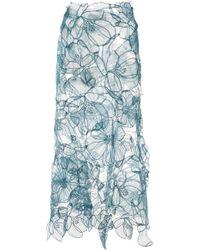 Claudia Li - Lace Skirt - Lyst