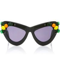 A-morir - Citrus Cocktail Sunglasses - Lyst