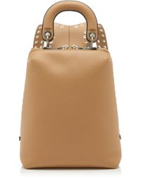 Thale Blanc Racer Backpack Mini - Brown