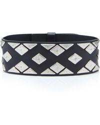 Isabel Marant - Zony Embellished Leather Waist Belt - Lyst