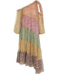 Zimmermann Carnaby Floral Swing Dress - Multicolor