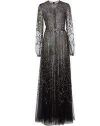 Ralph & Russo - Cityscape Embellished Gown - Lyst