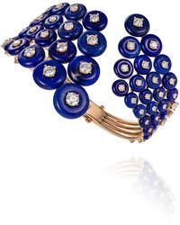 Fernando Jorge Comet Bracelet - Blue
