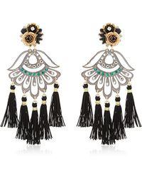 Mercedes Salazar - Petite Aretes Fiesta Earrings - Lyst