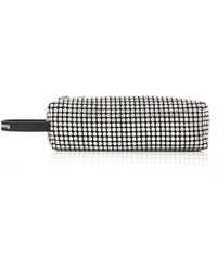 Alexander Wang - Embellished Leather Clutch - Lyst