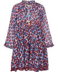 Belted Printed Stretch-Cotton Midi Dress Yvonne Sporre Enjoy Shopping 4bjVBzLp