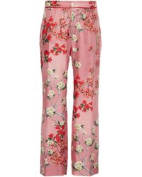 For Restless Sleepers - Ceo Cropped Pant - Lyst