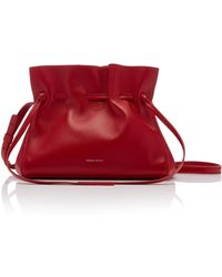Mansur Gavriel - Protea Leather Mini Bag - Lyst