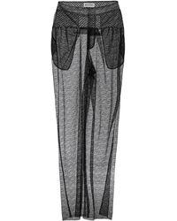 Maticevski Lonesome Drape Pant - Black