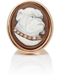 Amedeo One-of-a-kind Stella Ring - Pink