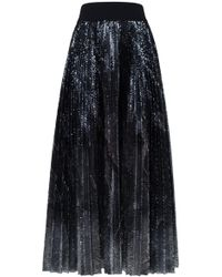 Dorothee Schumacher - Big Sparkle Pleated Skirt - Lyst