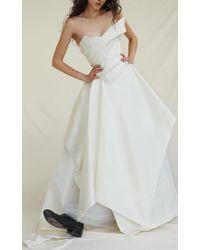 Vivienne Westwood Sueno Gown - White