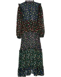 RIXO London Billie Maxi-dress - Multicolor