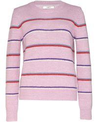 Étoile Isabel Marant - Gian Striped Alpaca-blend Sweater - Lyst
