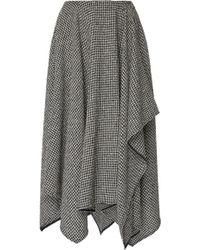 ADEAM - Handkerchief Skirt - Lyst