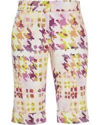 Silvia Tcherassi - Birmingham Tailored Shorts - Lyst